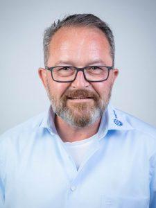 Mitarbeiter Michael Gelenscer